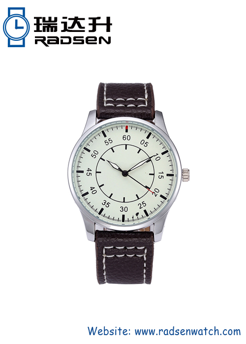 Men Watches With Stitching Strap