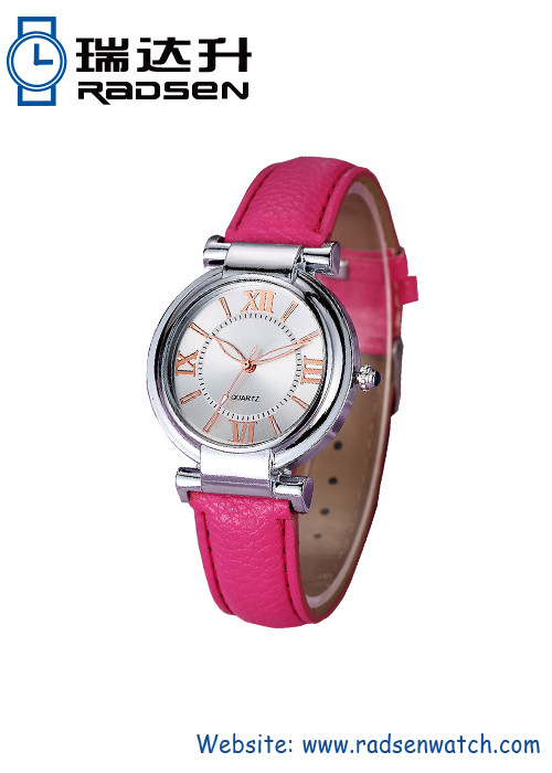 Women Watches With Leather Strap