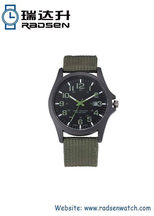 Outdoor Date Army Watches For Mens