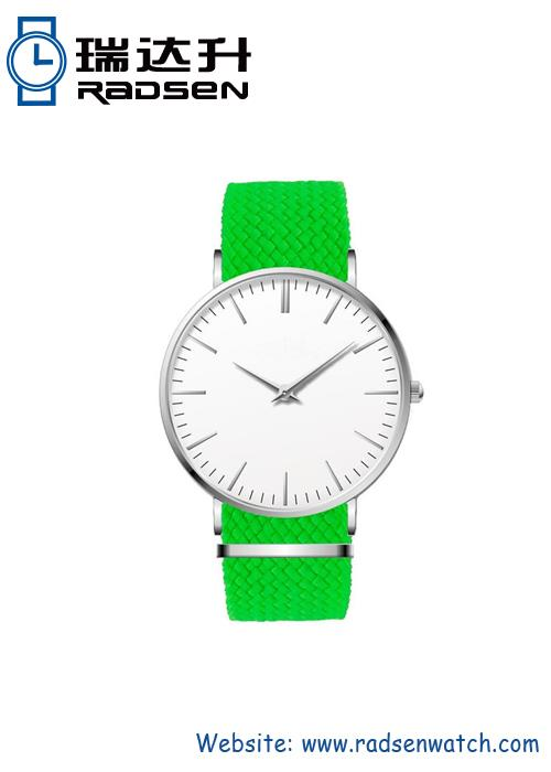 Best minimalist watches for shopping online with perlon strap and minimal analog dial best for watch shop
