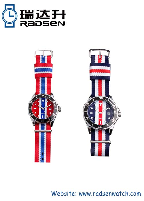Nylon Strap Watches