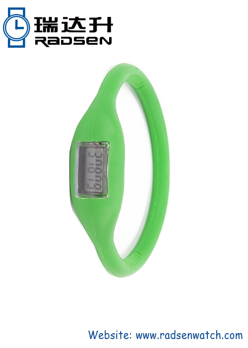 Cheap Negative Ion Bracelet Watches Slim Digital Watch