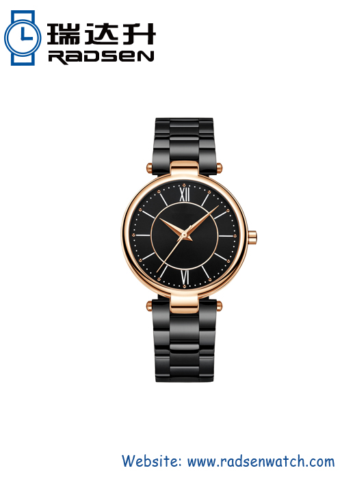 Bangle Lady Watches With Stainless Steel Strap