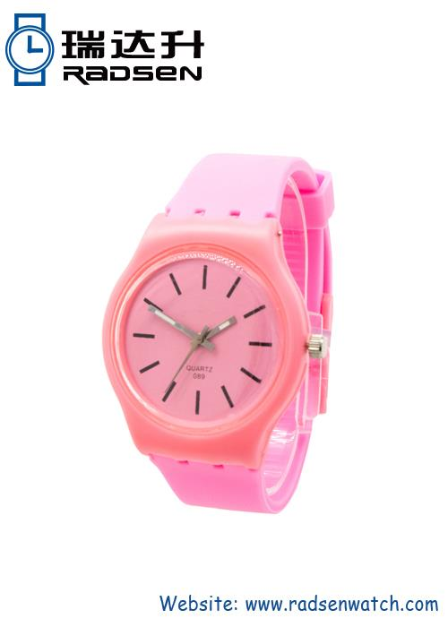 Best Affordable Silicone Quartz Branded Watches Black Color