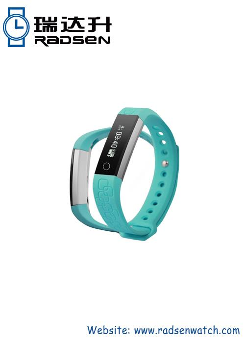 Fitness Tracker Watch With Heart Rate Monitor Bluetooth Activity Pedometer SmartBand