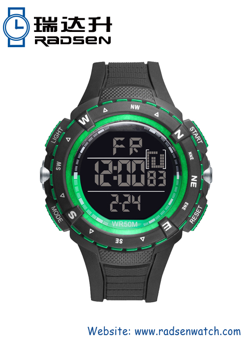 Electronic Wrist Watches