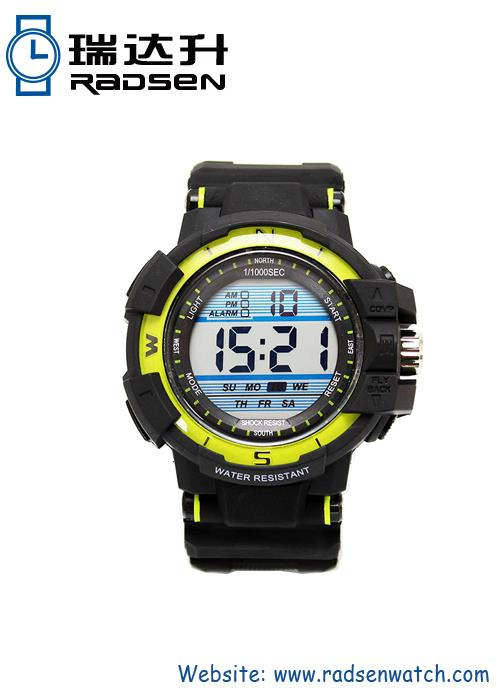 LCD Digital Sport Wrist Watch
